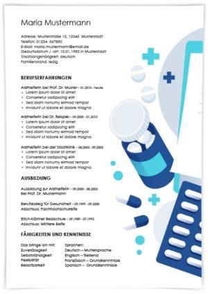 Bewerbung Arzthelferin