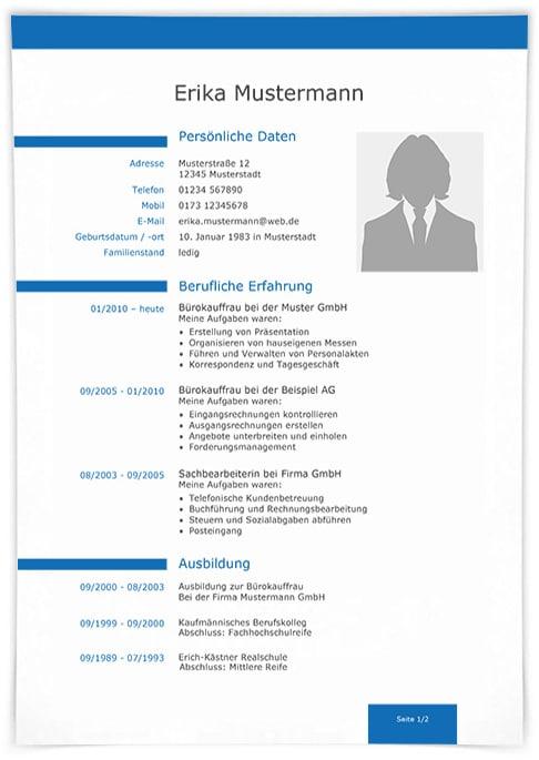 Bewerbungsvorlagen Als Techniker Bewerbung2go